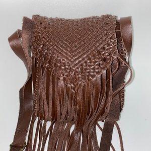 American Eagle Bags - American Eagle LEather Bag
